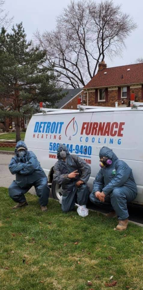 When it comes to Furnace repair in Roseville, Detroit Furnace always puts safety first.